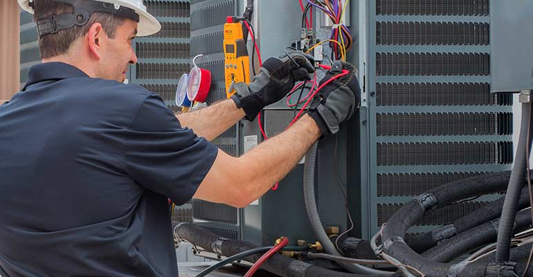 Heat Pump Repair, Installation and Replacement Services Fargo, ND